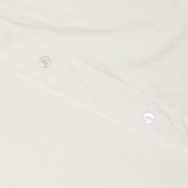 Housse de couette Percale de coton blanc 2 - Maison Lys