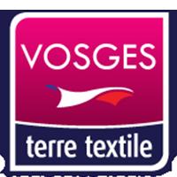Label Voges terre textile
