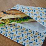 Pochette à sandwich réutilisable 5 - Alterosac