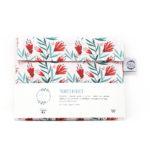 Pochette imperméable serviette hygiénique Alma - Marcia Créations