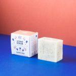 Savon à froid surgras bio Exfoliant 90g - Atelier Populaire