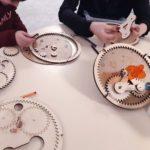 """Jeu de construction éco-conçu pour enfant """"Mon Carrousel solaire"""" - Kuti Kuti 2"""