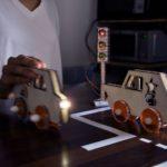 Voiture électrique à construire éco-conçue pour enfant Vroom - Kutì Kutì 1