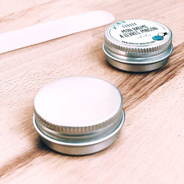 Baume à lèvres bio à faire soi-même (DIY) - Pousse Pousse 2