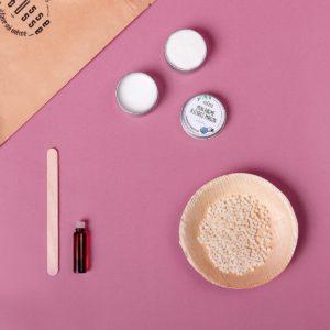 Baume à lèvres bio à faire soi-même (DIY) - Pousse Pousse
