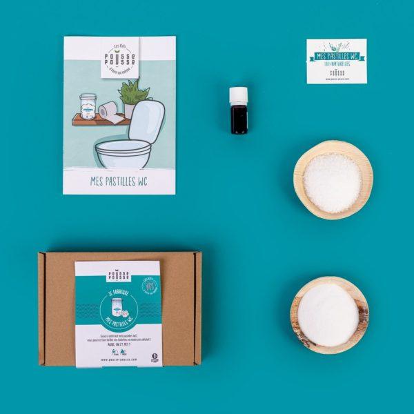 Pastilles WC naturelles à faire soi-même (DIY) - Pousse Pousse (3)